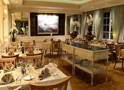 Schweizerhof-Dining