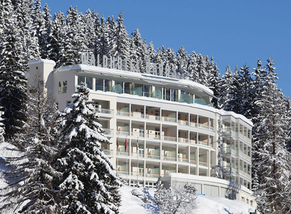 WaldHotel-Snow