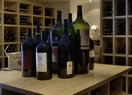 Waldhotel-Wine