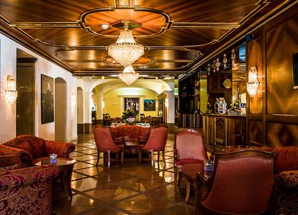 Zermatterhopf-lobby